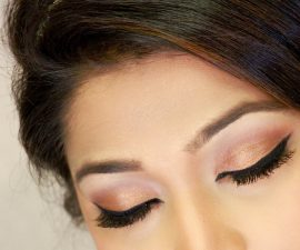 eye contoring